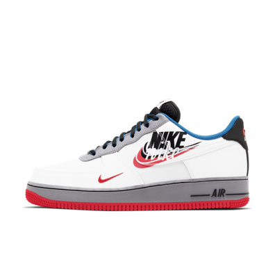 Air Force 1 Low 'Script Swoosh' productafbeelding