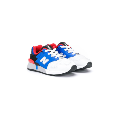 New Balance Kids 997 colour-block productafbeelding