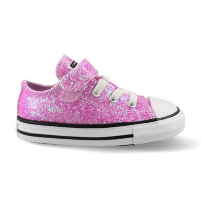 Converse All Stars Chuck Taylor OX 765981C Roze / Wit productafbeelding