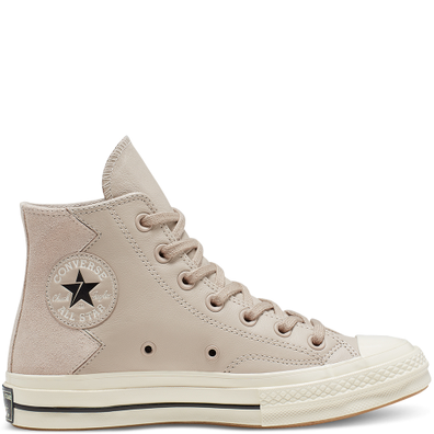VLTG Leather and Suede Chuck 70 productafbeelding