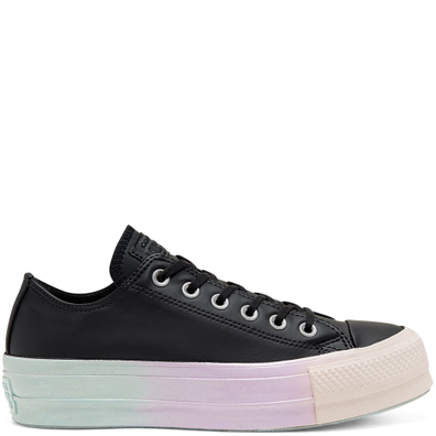 Womens Intergalactic Fade Chuck Taylor All Star Platform Low Top productafbeelding