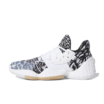 adidas Harden Vol. 4 'Cloud White' productafbeelding
