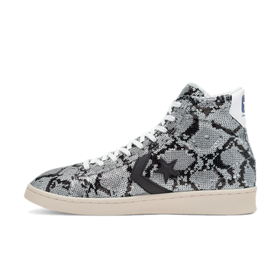 Converse Pro Leather Sequin 'Black/White' productafbeelding