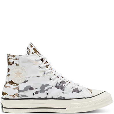 Unisex Blocked Camo Chuck 70 High Top productafbeelding