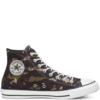 Unisex Allover Camo Chuck Taylor All Star High Top productafbeelding