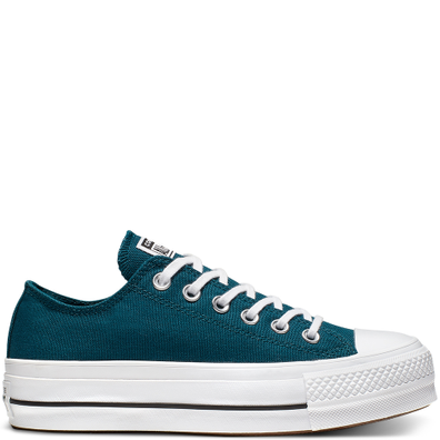 Women's Converse Chuck Taylor All Star Lift Seasonal 2019 Low Top productafbeelding