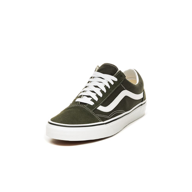 Vans Old Skool (Forest Night / True White) productafbeelding