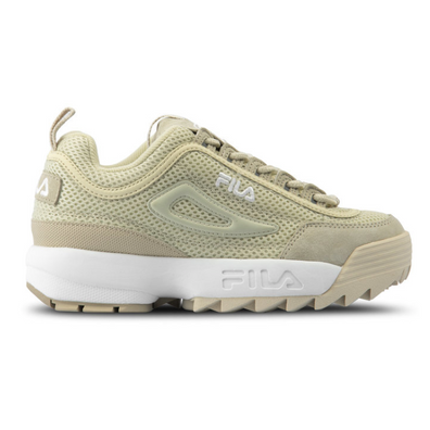 Fila Disruptor MM Low 1010607.00Y Beige / Wit productafbeelding