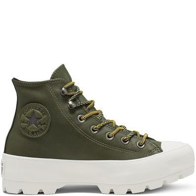 Womens Winter GORE-TEX Lugged Chuck Taylor All Star Boot High Top productafbeelding
