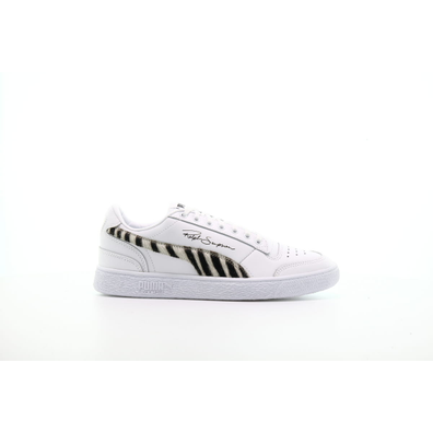 "Puma Ralph Sampson Lo Wild ""White And Black"" productafbeelding"
