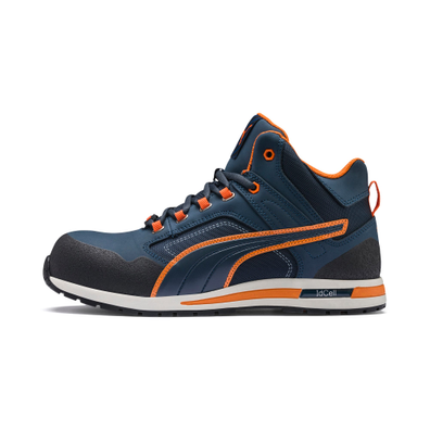 Puma Safety Shoe Crosstwist Mid S3 Hro Src productafbeelding