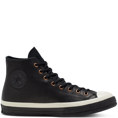Unisex Waterproof GORE-TEX Leather Chuck 70 High Top productafbeelding