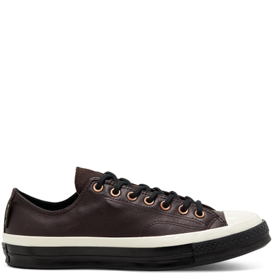 Unisex GORE-TEX Leather Chuck 70 Low Top productafbeelding