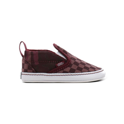 VANS Tonal Checkerboard Slip-on V Crib  productafbeelding