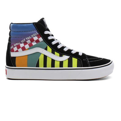 VANS Mash Up Comfycush Sk8-hi Reissue  productafbeelding
