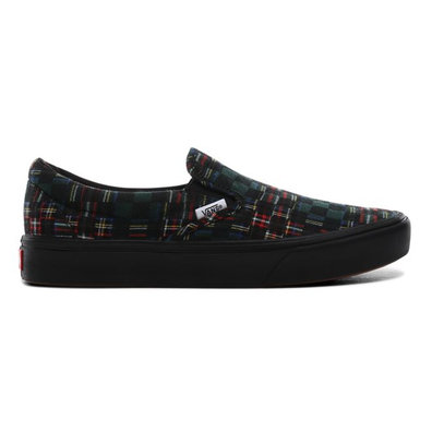 VANS Plaid Check Comfycush Slip-on  productafbeelding
