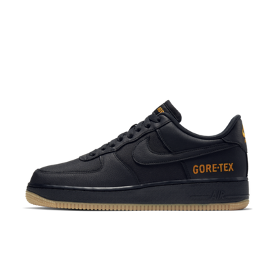 Gore-Tex X Nike Air Force 1 Low 'Black' productafbeelding