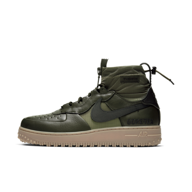 Nike Air Force 1 WTR Gore-Tex 'Green' productafbeelding
