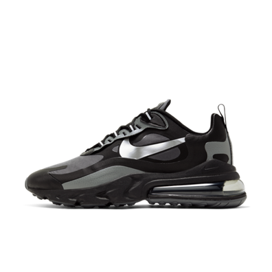Nike Air Max 270 React WTR 'Black/Silver' productafbeelding