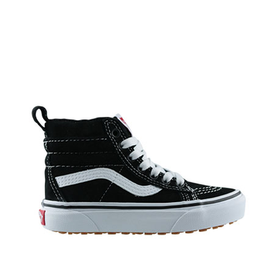 Vans Sk8-hi MTE black/white PS productafbeelding
