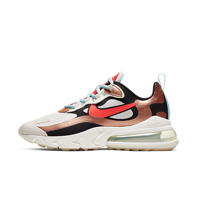 Nike Wmns Air Max 270 React 'Metallic Red Bronze' productafbeelding