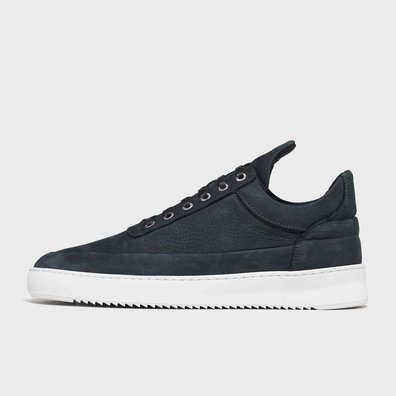Filling Pieces Low Top Ripple Cairos Dark Blue productafbeelding