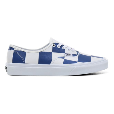 VANS Leren Check Authentic  productafbeelding