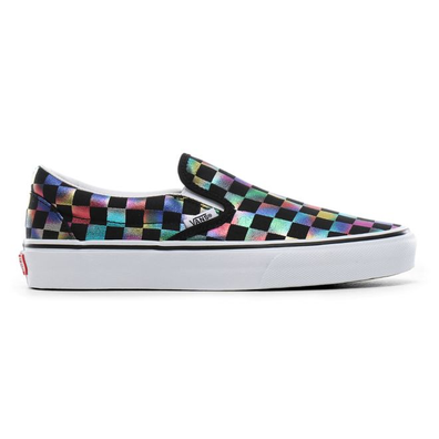VANS Iridescent Check Classic Slip-on  productafbeelding