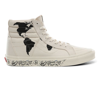 VANS Save Our Planet X Vans Sk8-hi Reissue  productafbeelding