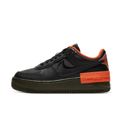 Nike WMNS Air Force 1 Shadow SE 'Orange' productafbeelding