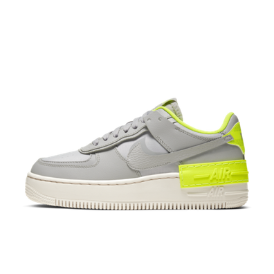 Nike WMNS Air Force 1 Shadow SE 'Grey' productafbeelding