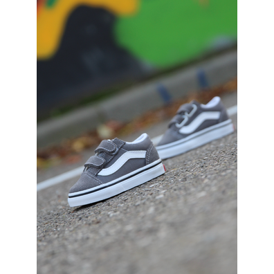 Vans Old skool Asphalt/Grey TS productafbeelding