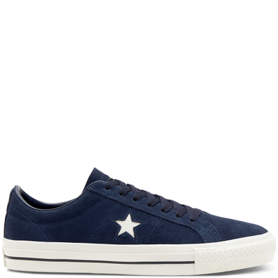 One Star Pro Suede Low Top productafbeelding
