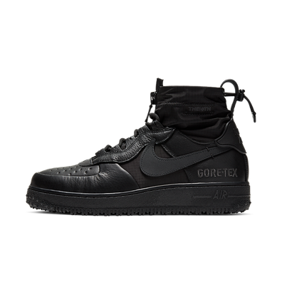 Nike Air Force 1 Winter Gore-Tex 'Black' productafbeelding
