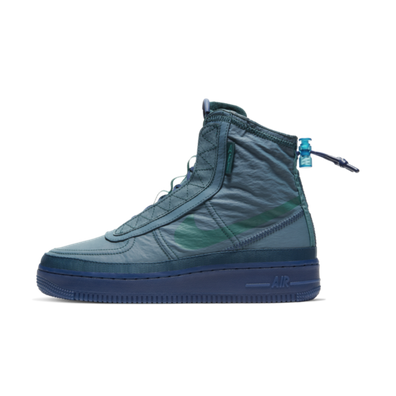 Nike WMNS Air Force 1 Shell 'Blue' productafbeelding