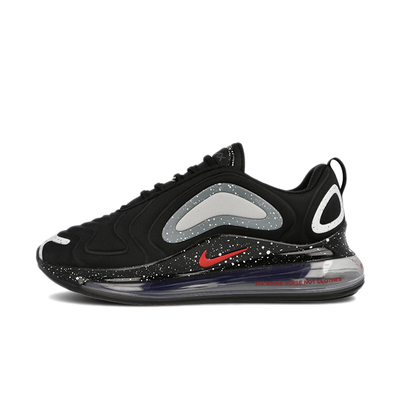 Undercover x Nike Air Max 720 'Black' productafbeelding
