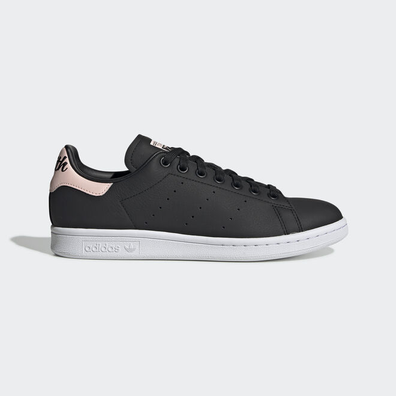 adidas Stan Smith W Core Black/ Ice Pink/ Ftw White productafbeelding