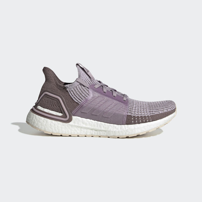 adidas UltraBOOST 19 w Soft Vision/ Soft Vision/ Vissha productafbeelding