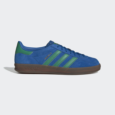 adidas Gazelle Indoor Lust Blue/ Bright Green/ Gum5 productafbeelding