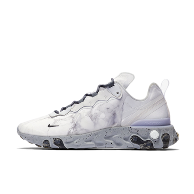 Kendrick Lamar X Nike React Element 55 'Pure Platinum' productafbeelding