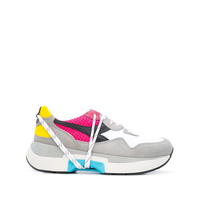 Diadora colour blocked low top productafbeelding