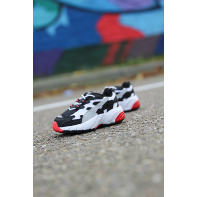 Puma Cell alien og black/red ts productafbeelding