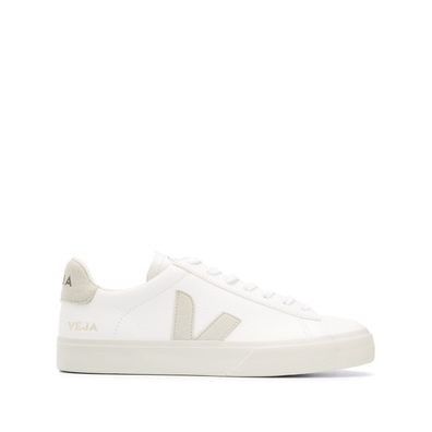 Veja VEJA CPW051945 WHITE NATURAL Leather/Fur/Exotic Skins->Leather productafbeelding
