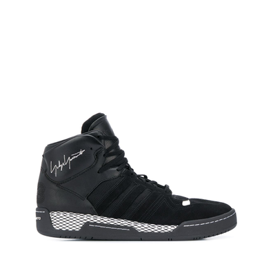 Y-3 ankle lace-up productafbeelding
