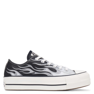 Chuck Taylor All Star Platform Metallic Flame Low Top productafbeelding