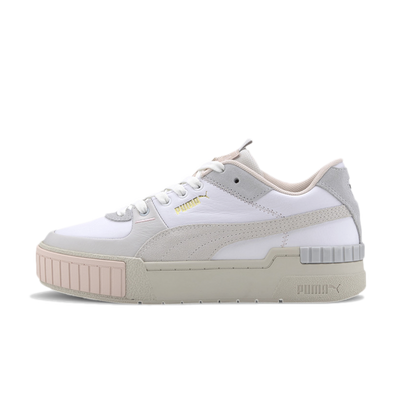 Puma Cali Mix 'White/Pink' productafbeelding