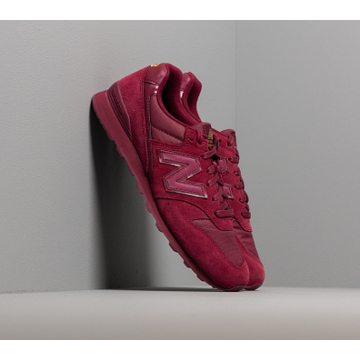 New Balance 996 Burgundy productafbeelding
