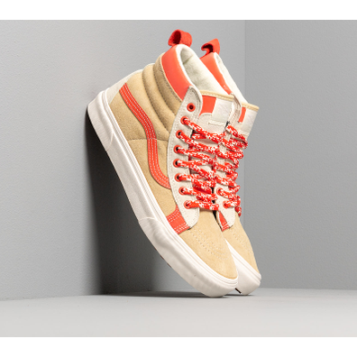 Vans SK8-Hi MTE LX (VSSL-MTE KIT) Beige/ Orange productafbeelding