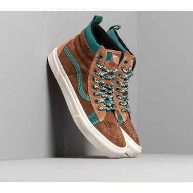 Vans SK8-Hi MTE LX (VSSL-MTE KIT) Brown/ Green productafbeelding