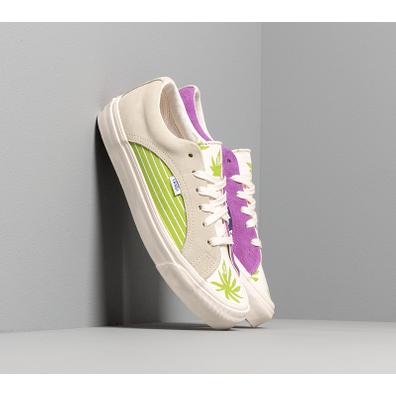 Vans Og Lampin LX (Suede/ Canvas) Overcast Lime Green productafbeelding